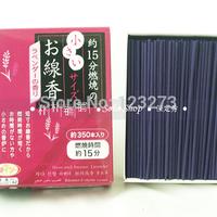 incense sticks sanders santal 350 short lavender incense  santati album lavender fragrance aroma  short-stick incense lavender