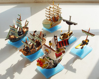 Boat thepart ship model strawhat pirate ship 6 decoration