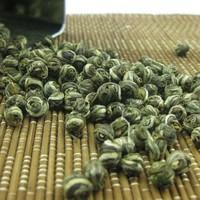 free shipping 500g jasmine dragon pearl tea flower tea grade AAAAA Chinese jasmine green tea orangic mo li hua cha wholesale