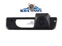 Koason New Car Backup Reversing Camera Night Vision WaterProof Rear View back up Kit Free shipping For Kia Forte