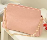 HOT! vintage simple PU leather bag handbag Candy color Fashion Lady Ladies Women's shoulder bag Messenger Bags tote