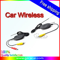 Car Wireless  Video Transmitter Receiver for car dvd car monitor to connect the car rear view camera reverse backup