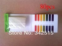 50Pack/Lots 80 pH Meter PH Test strips Indicator Test Strips 1-14 Paper Litmus Tester Urine with Saliva