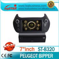 Auto Stereo DVD For Peugeot Bipper Car Multimedia GPS Navigation SWC+ ATV+ MP4/ MP5+ Ipod list + USB+ SWC+ ATV full function