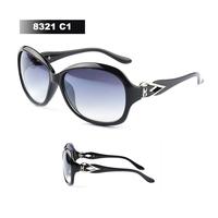 Fashion sunglasses women brand designer three colors avaliable  sun glasses for women Free Shipping 8321 C1