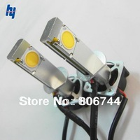 Free shipping 50W 3200lm H1 High Power Car Driving Led Headlight Car Led Lamp Fog Light