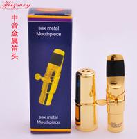 Saxophone metal mouthpiece e alto saxophone mouthpiece  size 5--8