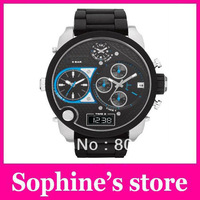 Post Free shipping DZ7278 Quartz Mens Watch Wristwatch Movement watch+original box+logo