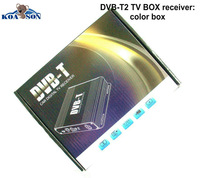 High Speed DVB-T2 Mobile Digital Car DVB T2 TV Receiver 40km/h max MPEG2/4 H.264 Decoding 1080P HD TV tuner HDMI,Free shipping