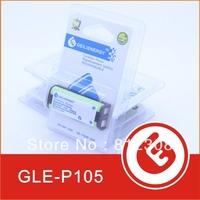 GLE Logo500pcs High Quality Wholesale Cordless phone Rechargeable Battery HHR-P105 P105 NI-MH 850mAH battery 2.4v