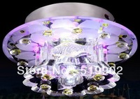 Special LED ceiling lamp crystal lamp aisle lights entrance foyer hallway lights Ceiling lights shipping