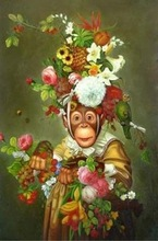 wholesale monkey painting