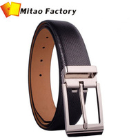 Wholesale & Retail 2014 New Arrival Antique Diamond Texture Cow Leather Belts for Young Boy Neccessary Free Shipping
