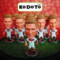 KODOTO 7# SCHWEINSTEIGER (DEU) 2014 World Cup Soccer Doll (Global Free shipping)