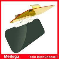 Car Sunvisor Night Snow anti-dazzling glare proof sun visor Clip shade shield sun glass 2 in1 free shipping