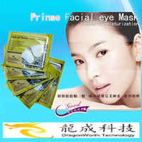 Deck Out Women Crystal Eyelid Patch Crystal Collagen Eye Mask powerful removes puffiness 1Pair=2Pieces (50packs white mask)