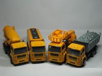Stock T04 engineering dump truck toys, children's boutique model toys  Wholesale