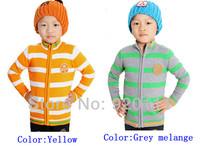 Wholesale 5pcs/lot 2014 atumn winter kids sweater cardigan for boys knitwear coat with zipper casual boys sweater outerwear