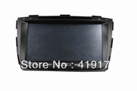 "Free shipping!!HD8""car dvd for Kia dvd gps DVD+SWC+ATV+IPOD+BT+Radio/RDS+Telephone book+AUX IN+GPS"