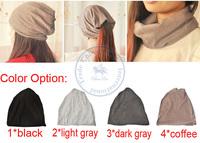 hat kerchief headband hood Cap Head Scarf Autumn Spring Winter fashion girl lady's unisex men  wholesale retail