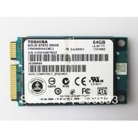 Internal 64GB mSATA SSD T O S H I B A THNSNB064GMCJ Drive