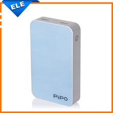 Universal External Power Bank 13000mAh for Pipo Tablet PC and Smartphone Support Dual USB Output(China (Mainland))