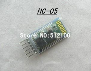 5pcs HC-05 HC05 Bluetooth Transceiver Module 2.4G RF Wireless Industrial Bluetooth module RS232 / TTL to UART converter(China (Mainland))