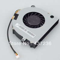 Hot selling CPU Cooling Fan Fit For Toshiba Satellite L500 L505 L555 Series Laptop SEIZT  F0235