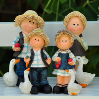 Goose decoration modern brief home accessories fashion crafts