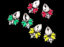 crystal earring promotion