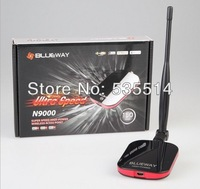 BlueWay N9000 network card High power USB WiFi Adapter 150Mbps 58dBi Antenna