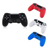 Silicone Skin Cover Case for SONY Playstation 4 PS4 DUALSHOCK 4 Controller