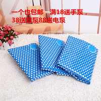 Air compression bags thickening compression bag vacuum bag quilt storage bag 5 Pieces