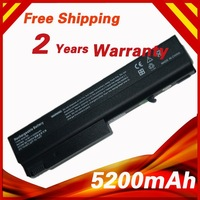 5200mAH  Laptop Battery for HP for COMPAQ Business Notebook 6510b 6515b  6710b  6710s 6715b 6715s  6910p  NC6100 NC6105  NC6110