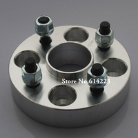 2pcs,1inch Track Increasing Hub Centric Spacers Wheels Spacer 4x100, 54.1 for Nissan Pixo (2009-),Opel Agila (2008-)