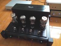 Beautiful star tube amplifier mc3008-abse vacuum tube integrated