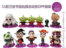 toy story figure set promotion