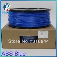 Blue color 1.75MM ABS  3D printer filament 3D printer pen filament