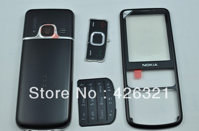 Hot Sales New Arrival Original Whole Set Phone Housing For Nokia 6700 6700c with free shipping(China (Mainland))