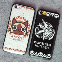 Monster Hunter For iphone 5c 5s 5g 5 Mobile Phone Case Cover Anime Monster Hunter Phone Case TPU