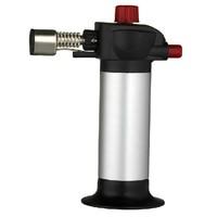 Portable gas welding gun pudding cake outdoor camping fire gun spray gun lighter electronic lighter blowsier