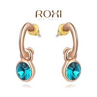 Christmas Delicate Large zircon Earrings,Gift to girlfriend is beautiful,Pure handmade fashionable elegance,2020291290