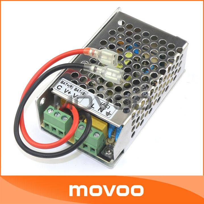 AC 110V-240V to DC 13.5V 18W Monitoring Voltage Regulator Storage Battery Backup Charging Module With UPS function #090100(China (Mainland))
