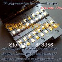 1210 test socket  Chip capacitors test seat SMD Capacitor socket (16 work stations)