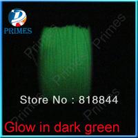 glow in dark color Makerbot/reprap/mendel/UP 3D printer ABS White 1.75mm/3mm 1kg(2.2lb) filaments