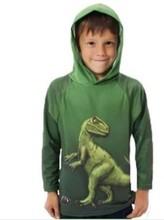 Venta caliente! Marca de envío ropa gratis! Dinosaurio sudaderas 3t/4t/5t/6/7/8/9 2013 para niños nuevos sudaderas para niños ropa(China (Mainland))