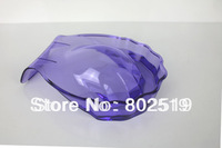 Professional Acetone Resistant Soak Off Warm Nail Spa Bowl Manicure Tool Purple Color