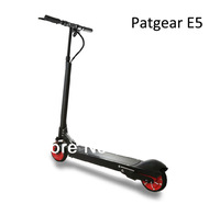 Free Shipping to Australia, PATGEAR 36V Lithium Black color Portable Foldable E- Scooter