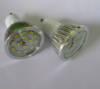 frosted cover 5630 smd led spotlight with CE and RoHS certificate