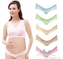 Fashion Cosy Women s All Seasons Cotton U Shape Design Low Waist Maternity Knickers Panties Free